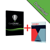 CorelDRAW Graphics Suite 2017 plus MindManager 14 WIN